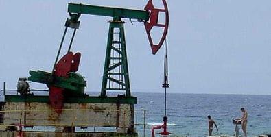 Pozos de petroleo en Matanzas. Foto: opciones.cu