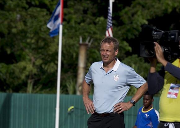 Jurgen Klinsmann. Foto: Ismael Francisco/cubadebate.cu