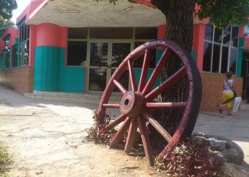 La carreta cubana