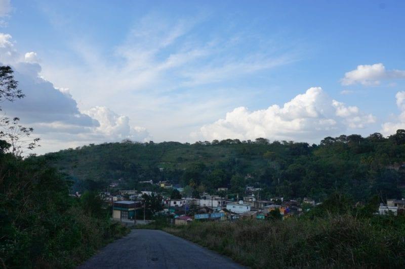 Side view of Bejucal. Foto: Luis Rondón