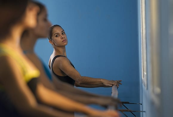 Misty Copeland, primera bailarina afroamericana del American Ballet Theatre. Foto: Ladyrene Pérez/cubadebate.cu