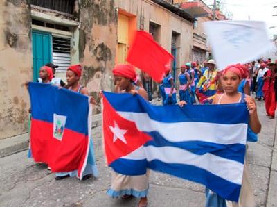 Cultura haitiana en Cuba. Foto: islandluminous.fiu.edu