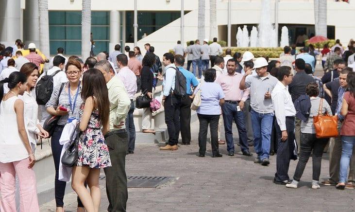 Managua recien después del terremoto. Foto Alejandro Sánchez/END