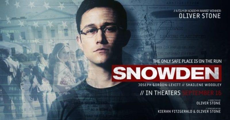 Oliver Stone will present his film Snowden at the Havana Film Festival (Dec. 8-18).