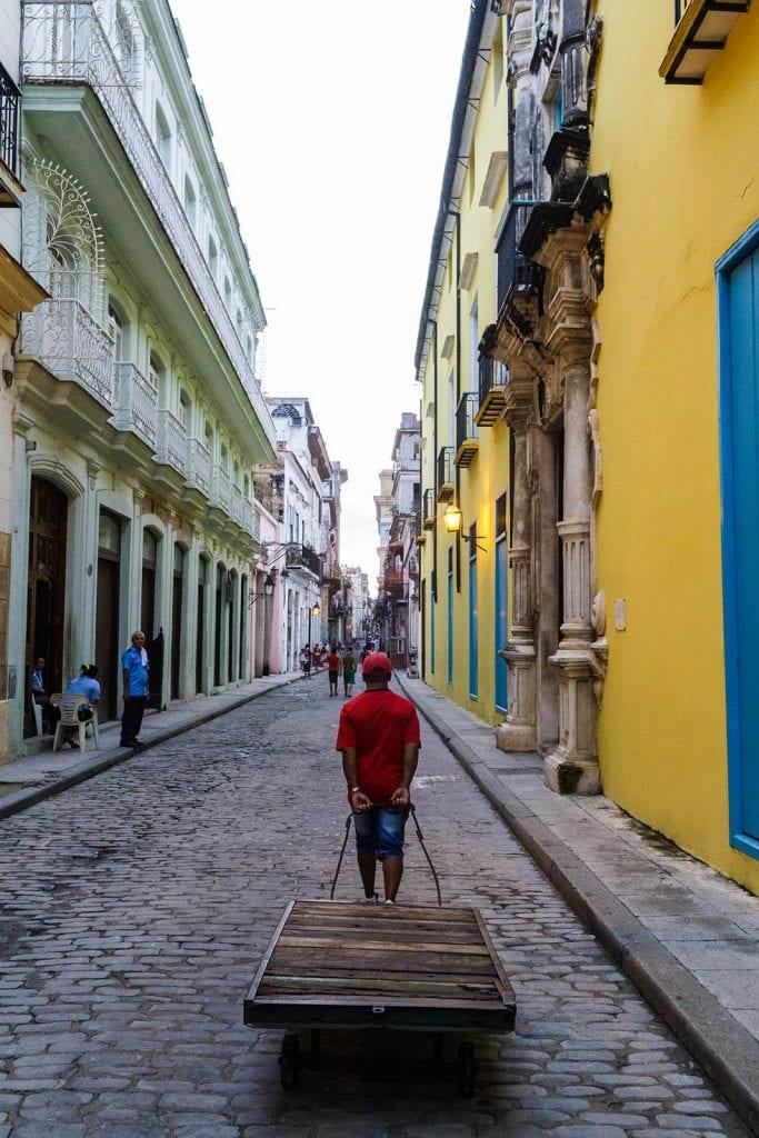En busca. Foto: Juan Suárez