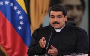 Nicolás Maduro anunció el cierre temporal de la frontera entre Venezuela y Colombia.  Foto: AVN