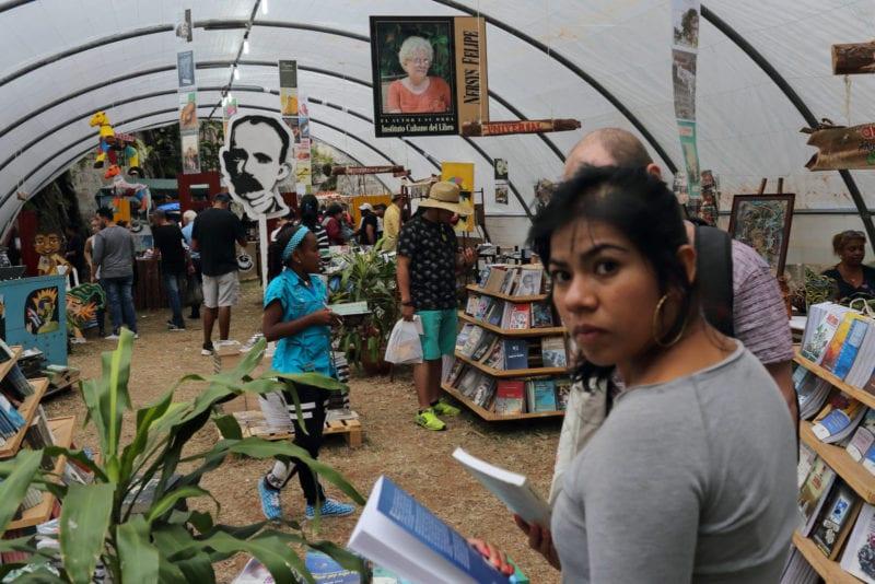 Feria Internacional del Libro de La Habana 2018