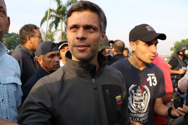 Is a Coup Taking Place Today in Venezuela? | Havana Times