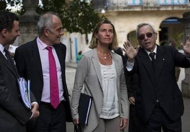 UE discute el lunes Venezuela, la Ley Helms-Burton y las tensiones con Irán
