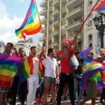 La comunidad LGBTI+ marcha sin permiso en Cuba