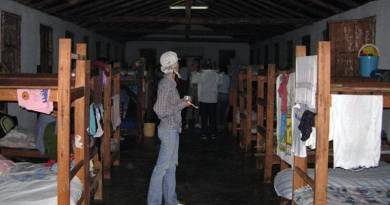 Septiembre de 1986: mi llegada a la escuela del campo
