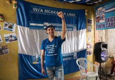 Líderes estudiantiles en Nicaragua siguen firmes en la lucha cívica