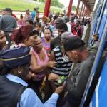 Guantánamo, Cuba ya tiene un nuevo tren