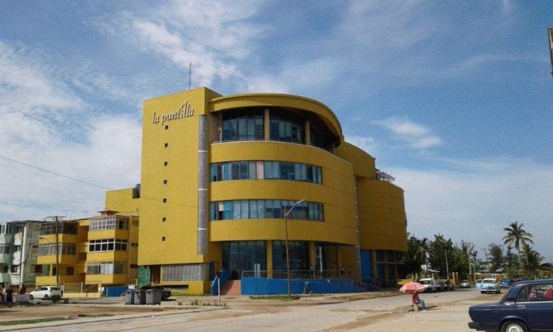 Centro Comercial La Puntilla