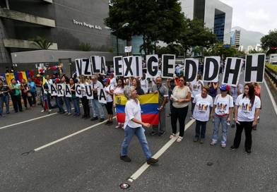 El periodista venezolano Braulio Jatar recibe libertad condicional
