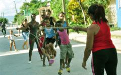 Verano en Guantanamo, Cuba