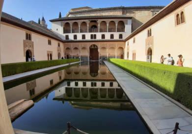 En La Alhambra, Granada, España – Foto del día