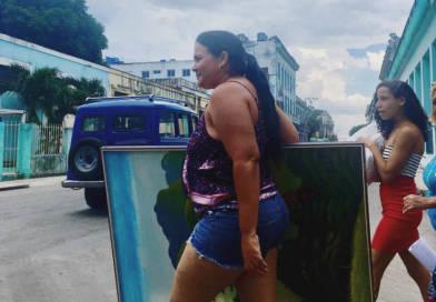 El arte caminando, La Habana – Foto del día