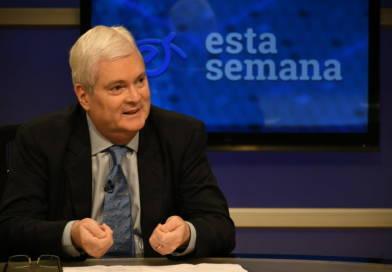 El Canciller de Costa Rica sobre la crisis de refugiados de Nicaragua