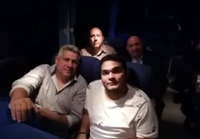 Antimotines retienen a excarcelado político y periodista en Peñas Blancas
