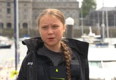 Greta Thunberg va para Naciones Unidas; China amenaza manifestantes en Hong Kong, y mas noticias