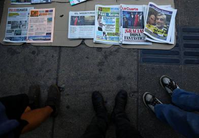 Acusan a las autoridades chilenas de espiar al periodista investigativo
