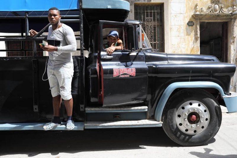 Verano en Centro Habana