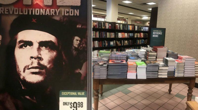 El destino final de un libro sobre el Che en una librería de Miami