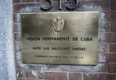 EEUU expulsa a dos miembros de la misión de Cuba ante la ONU