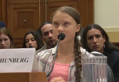 Greta Thunberg habló sobre cambio climático en el Congreso de EE.UU., Justin Trudeau arrepienta acción racista, y más noticias.