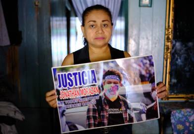 Madre de Abril reclama a ONU no dejar crímenes en impunidad