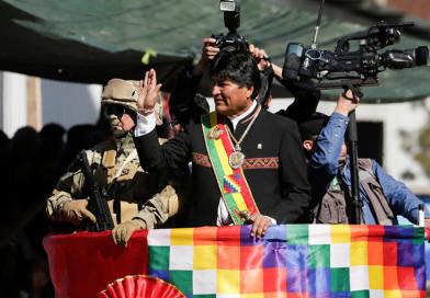 Tribunal boliviano restringe publicación de encuesta electoral…