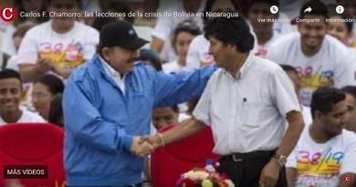 La crisis en Bolivia y Nicaragua: lo que nos une y nos distancia