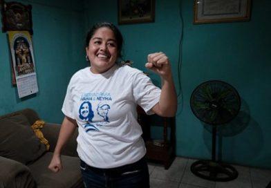 """Ivania Álvarez: """"El exilio no es un premio, fue una decisión muy difícil"""""""