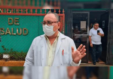 Minsa de Nicaragua cita a médicos y los cuestiona