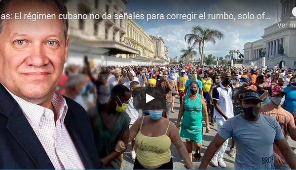 Rafael Rojas: No creo que disminuya el malestar en Cuba