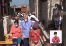 Díaz-Canel visita el solar donde nació Celia Cruz