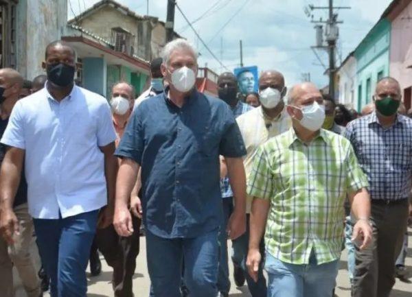 Gob. cubano niega autorización para marcha pacífica